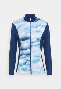 J.LINDEBERG - ANNIE GOLF MID LAYER - Giacca sportiva - midnight blue - 4