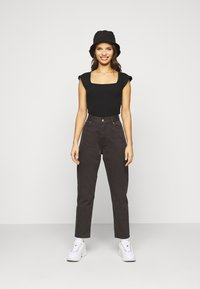 Dr.Denim Petite - NORA PETITE - Relaxed fit jeans - graphite - 1