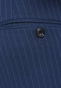 Jack & Jones PREMIUM - SUPER SLIM FIT - Suit trousers - dark navy - 6