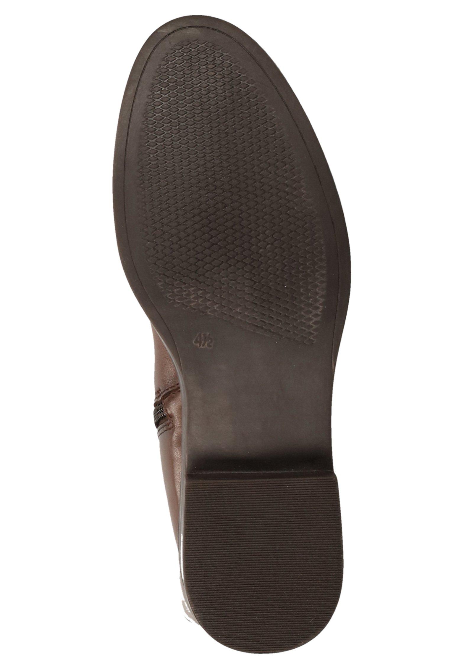 Caprice Stiefel dk brown nappa/dunkelbraun