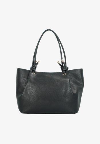 BARI - Handbag - schwarz