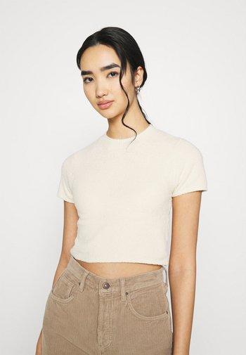 CIMA  - T-shirt basic - beige light