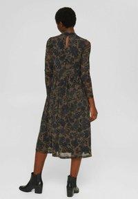 Esprit Collection - AUSGESTELLTES  - Day dress - dark brown - 2