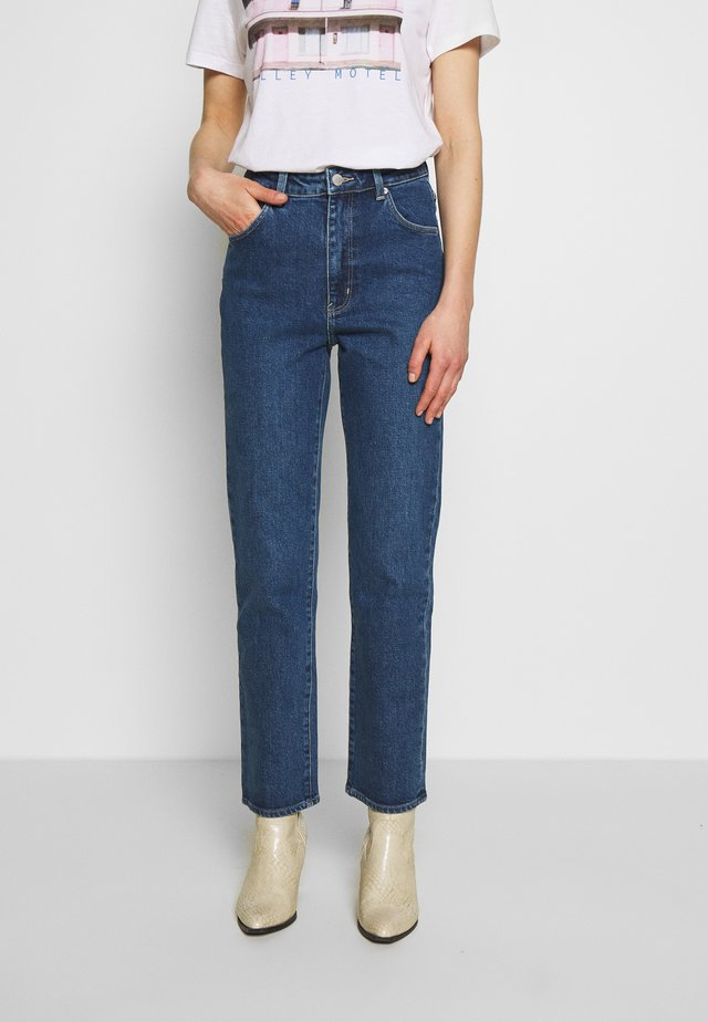 ORIGINAL - Straight leg jeans - daria blue