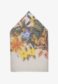 Selected Homme - SLHCLAUS HANKIE - Pocket square - sand - 1
