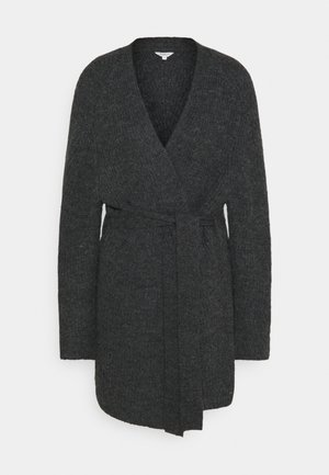 MARIAH - Cardigan - black