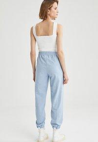 DeFacto - Pantalon de survêtement - blue - 2