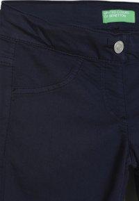 Benetton - TROUSERS - Jeans Skinny - dark blue - 3