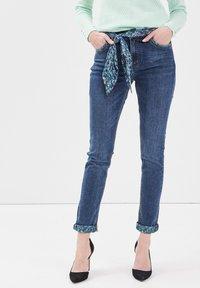 Cache Cache - Slim fit jeans - denim stone - 0