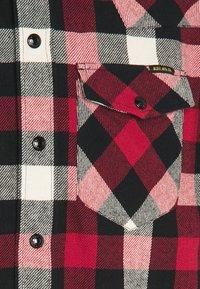 Belstaff - WESTERN - Shirt - off white/red/black - 2