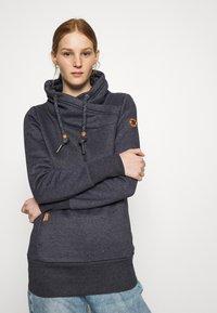 Ragwear - NESKA - Sweatshirts - navy - 4