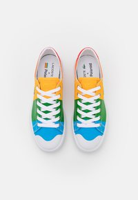 Lacoste - POLAROID GRIPSHOT - Baskets basses - yellow/offwhite - 5