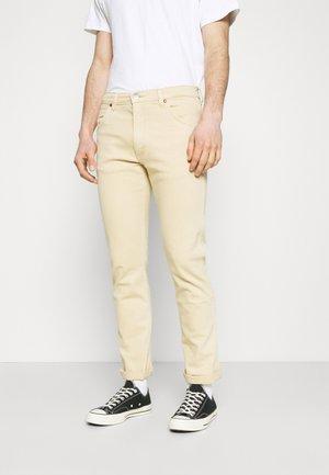 11MWZ - Jeans straight leg - sandstorm