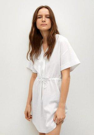 SUKIENKA - Sukienka letnia - biały