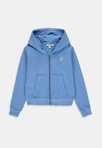 Esprit - FASHION - Zip-up hoodie - light blue lavender - 3