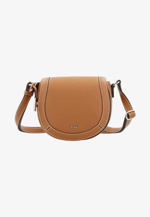PALERMO - Across body bag - braun