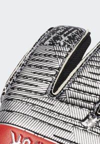 adidas Performance - PREDATOR LEAGUE GOALKEEPER GLOVES - Torwarthandschuh - silver - 3