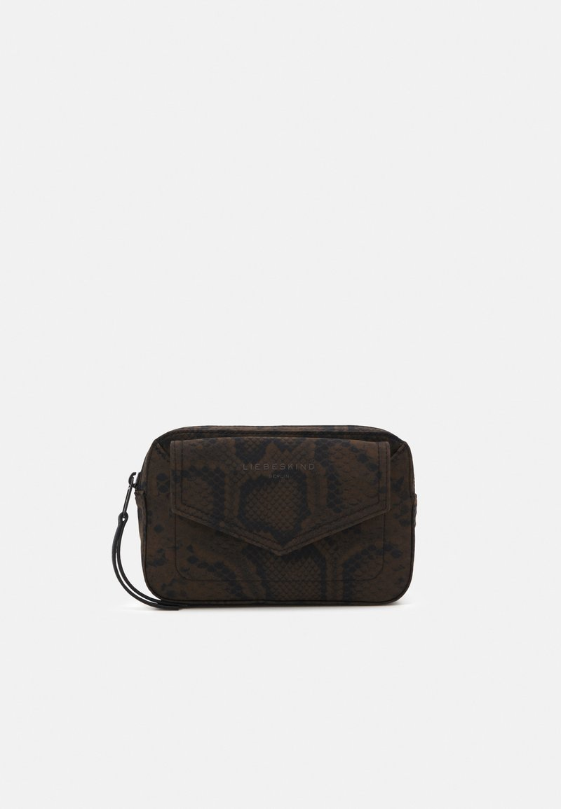 Liebeskind Berlin - BEBELTBAG BETTYS - Bum bag - pecan