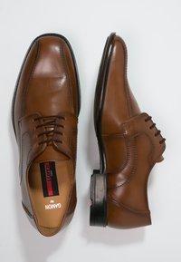 Lloyd - GAMON - Smart lace-ups - brown - 1