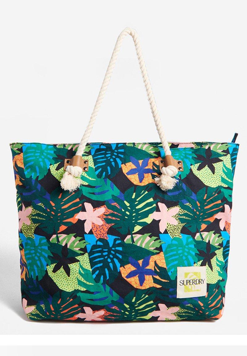 Superdry - Shopping bag - multi-coloured