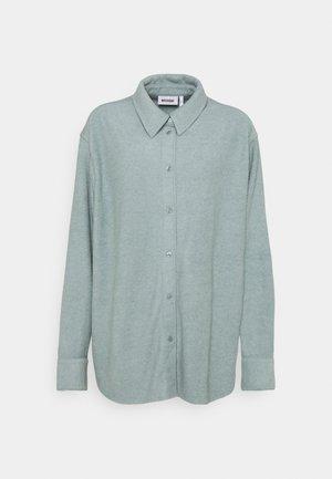 EDYN TOWELLING - Camicia - green