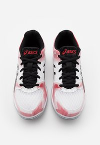 ASICS - GEL-TACTIC 2 - Volleyball shoes - white/gunmetal - 3