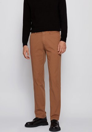 CRIGAN - Chinos - dark brown
