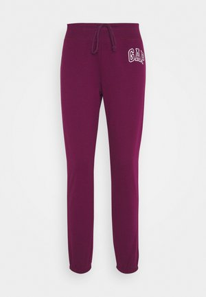 Tracksuit bottoms - beach plum