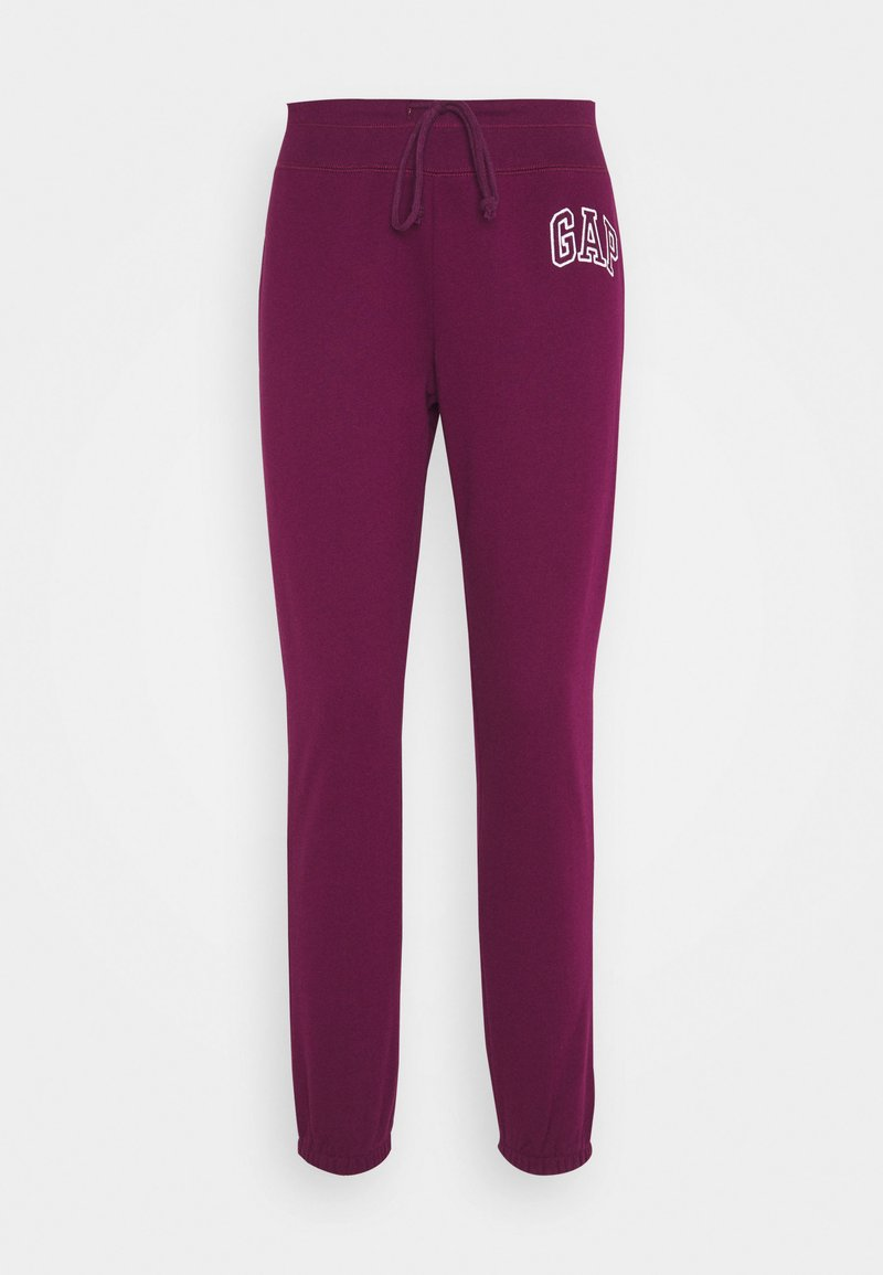 GAP - Tracksuit bottoms - beach plum