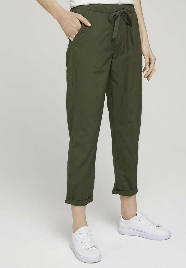 Trainingsbroek - grape leaf green