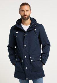 ICEBOUND - Winter coat - marine - 0