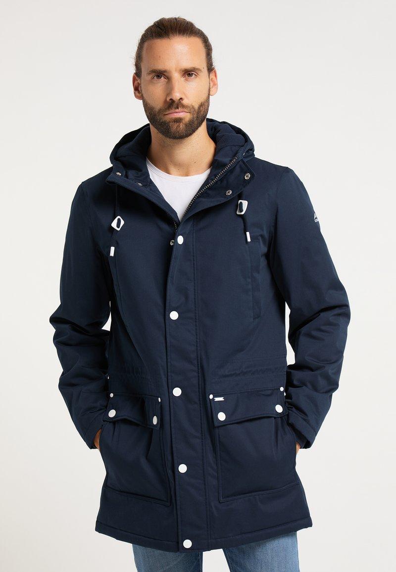 ICEBOUND - Winter coat - marine
