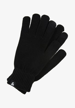 JACBARRY GLOVES - Fingervantar - black