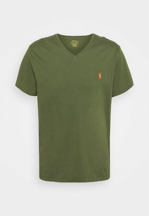 Camiseta básica - supply olive