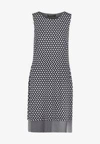 Betty Barclay - Jersey dress - dunkelblau/weiß - 3