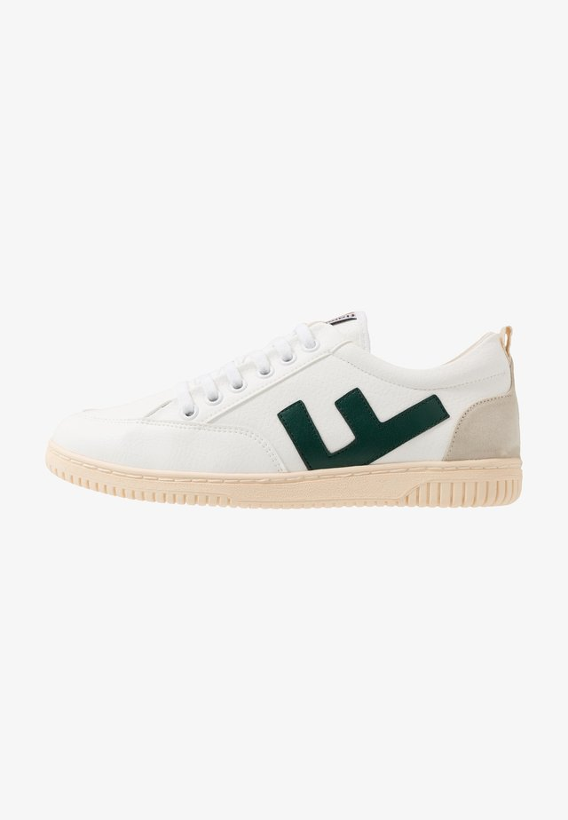 ROLAND UNISEX - Sneakers - green/ivory