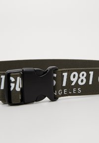 Guess - ARON - Belt - military - 2