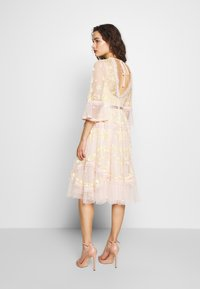 Needle & Thread - PENNYFLOWER DRESS - Cocktail dress / Party dress - pink - 2
