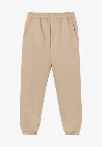 UNISEX - Pantalon de survêtement - sand