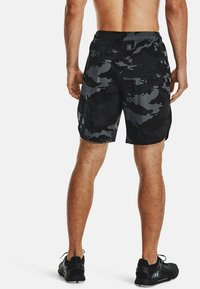 Under Armour - STRETCH CAMO - Sports shorts - pitch gray - 2