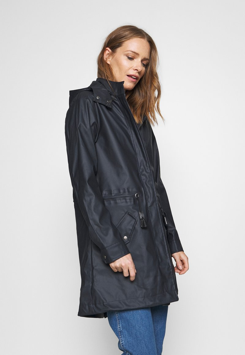 Soyaconcept - SC-ALEXA 1 - Waterproof jacket - dark navy