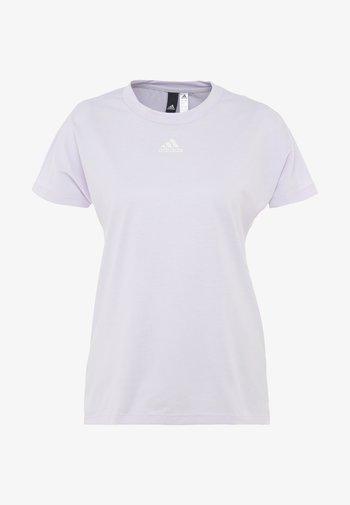 TEE - Jednoduché triko - purple