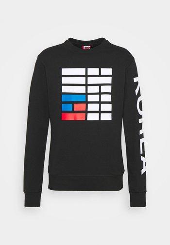 IC CREW - Sweatshirt - black