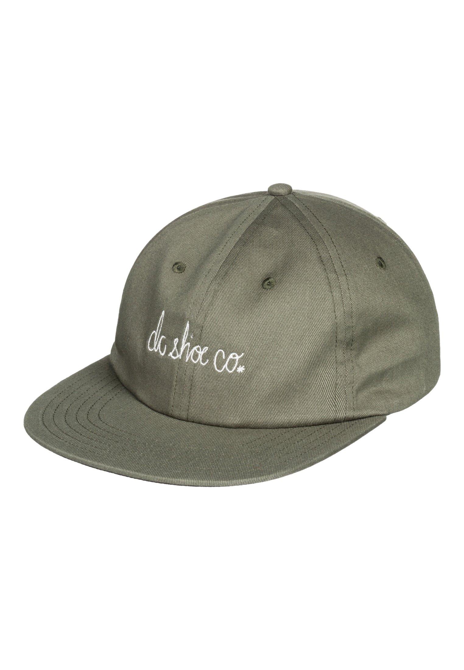 Dc Shoes Cap - Fatigue Green/oliv