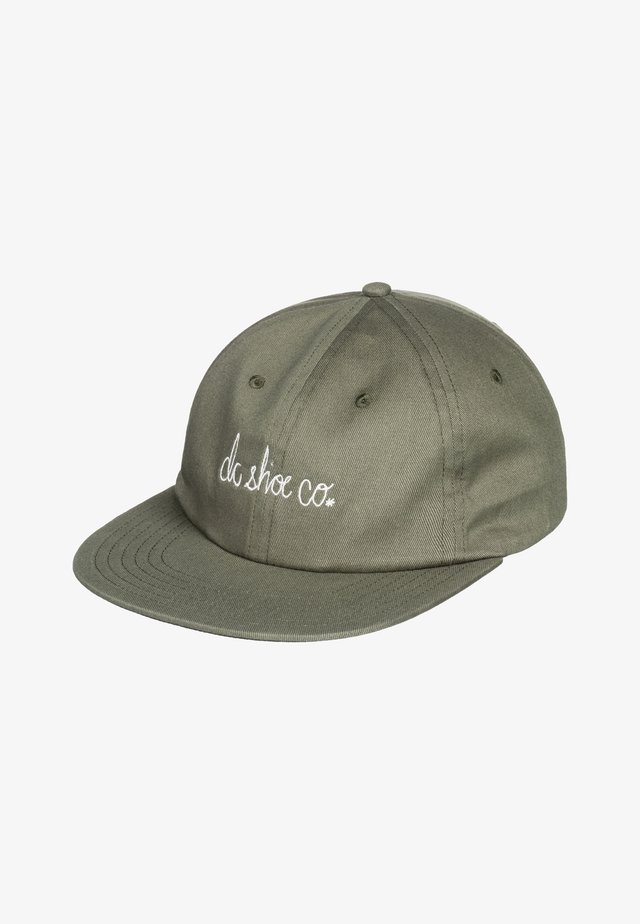 Casquette - fatigue green
