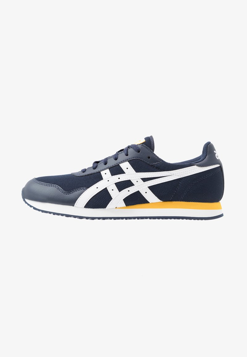 ASICS SportStyle - TIGER RUNNER UNISEX - Trainers - midnight/white