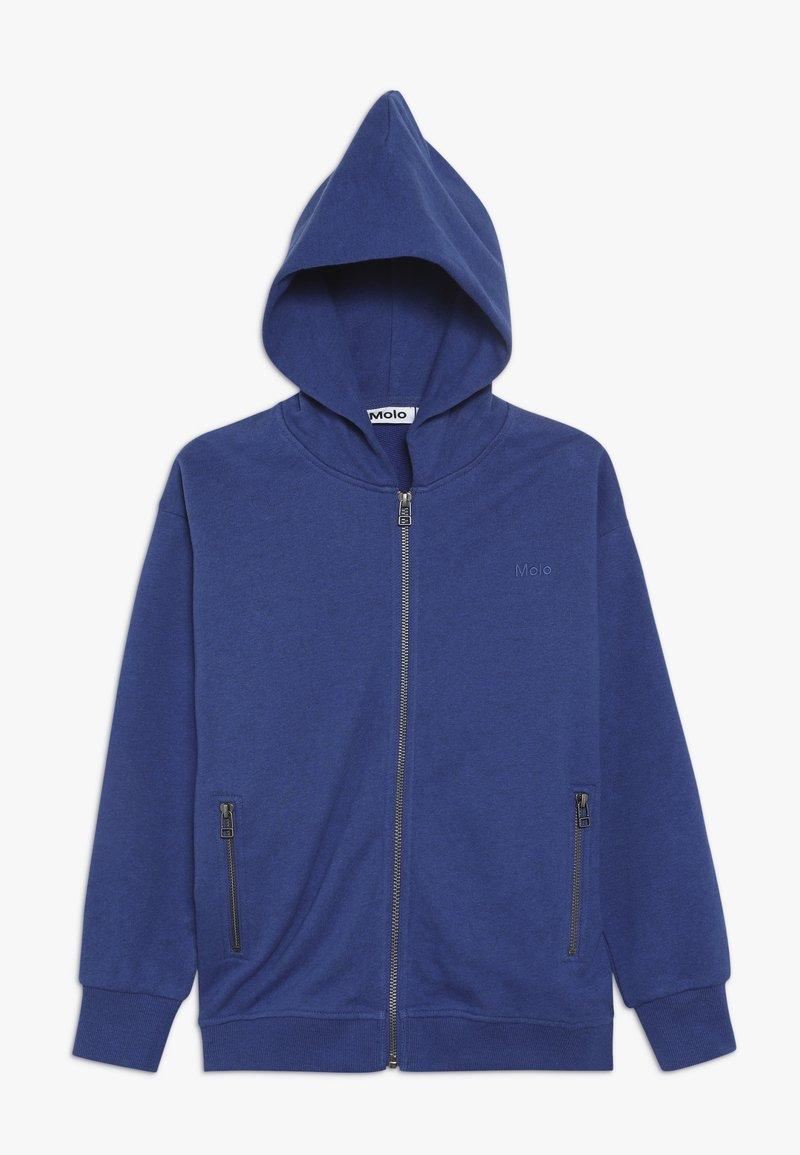 Molo - MASH - Mikina na zip - royal blue