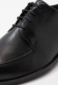 JOOP! - PHILEMON PISTA LACE UP  - Elegantní šněrovací boty - black - 5