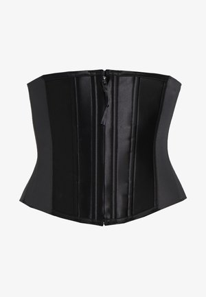 UNDERSCULPTURE CORSET - Korsett - very black
