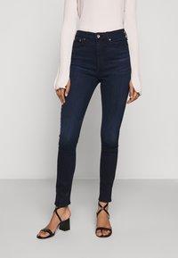 rag & bone - NINA HIGH RISE - Jeans Skinny Fit - new gate - 0